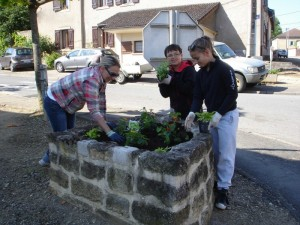Alex et les Schmitt plantent