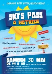 Affiche Ski's pass