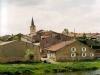 Vue du village et de l\'Orne