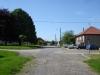 Une des rues du village, la rue de l\'Orne