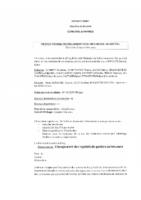PV du Conseil municipal du 6 septembre 2021