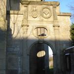 Porche ancien cimetière