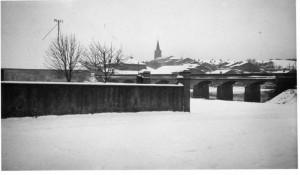 hatrize sous la neige